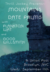 Date Palms, Mountains, Plankton Wat, GWS - union pool 9