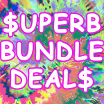 3xLP and 5xLP Superb Bundle Deal