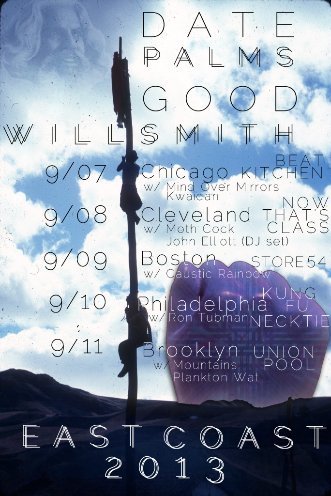 Date palms and good willsmith tour poster