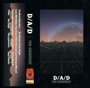 TAPE: D/A/D - The Construct (2nd Edition) (Preorder)