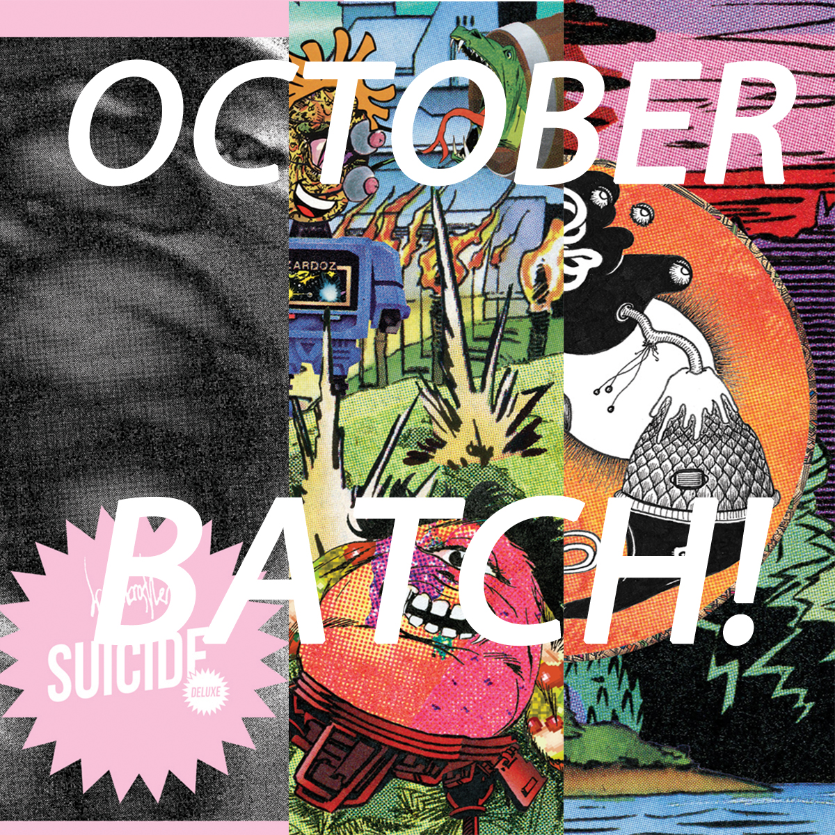 OCTOBER BATCH