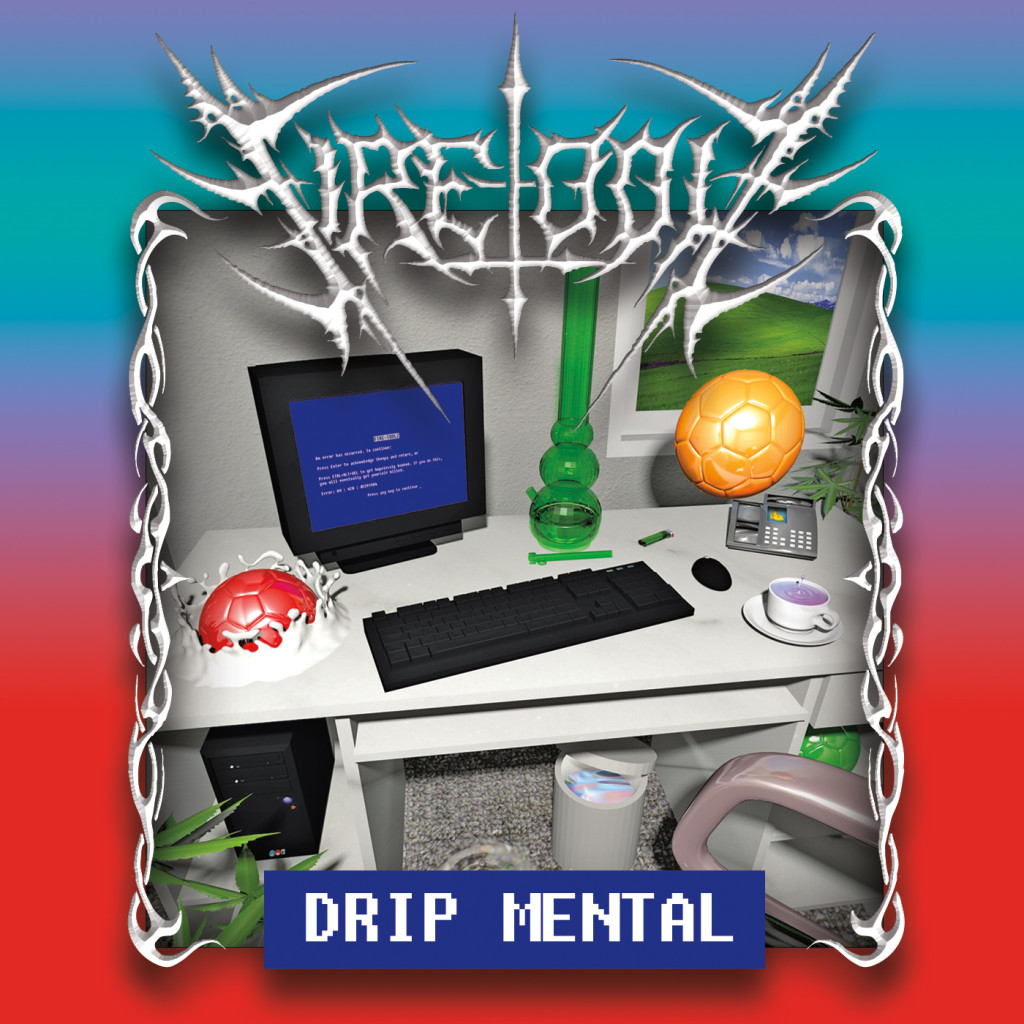HAUSMO55 - Fire-Toolz - DRIP MENTAL