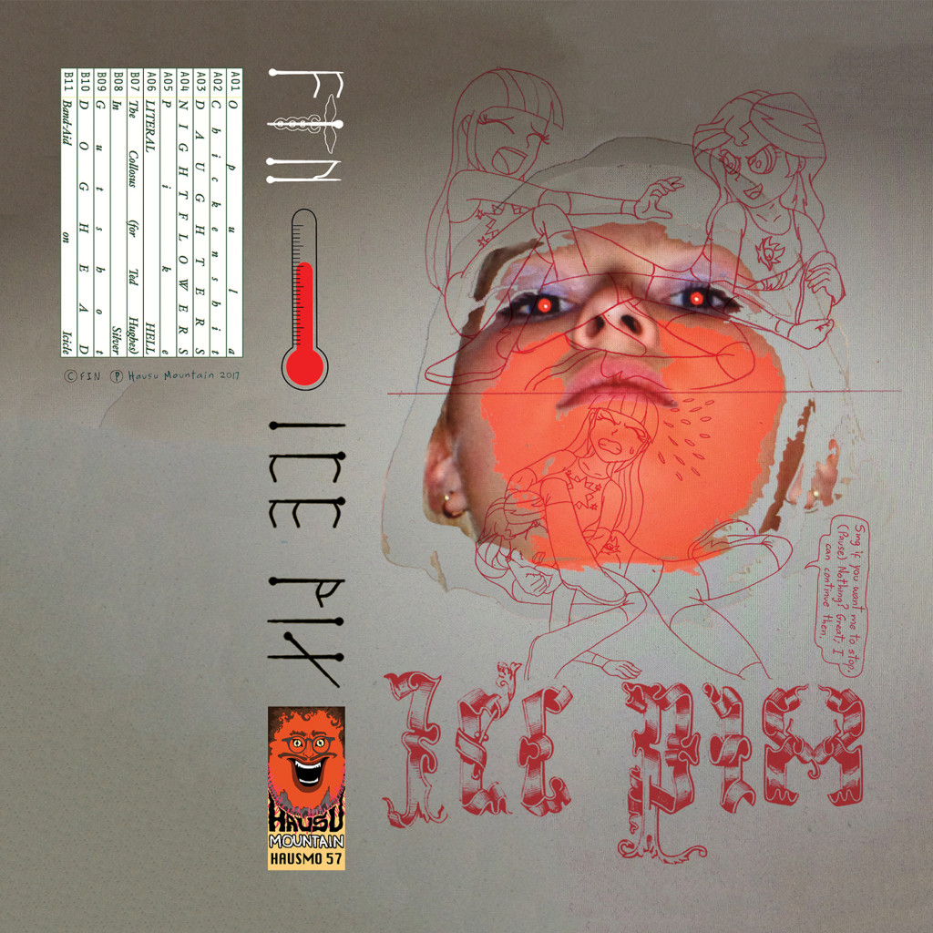 HAUSMO57 - FIN - Ice Pix - Tape front