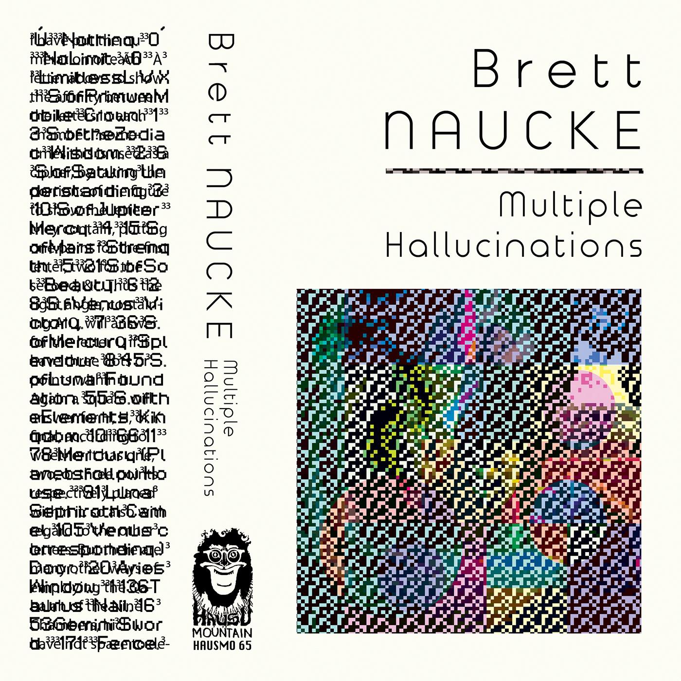 HAUSMO65 - Brett Naucke - Multiple Hallucinations [Front]