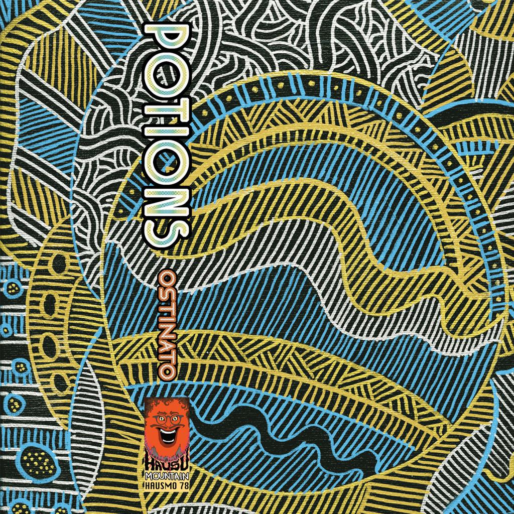 HAUSMO78 - Potions - Ostinato - FRONT