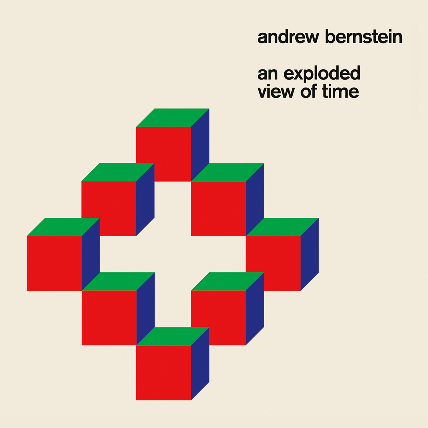 HAUSMO74 - Andrew Bernstein - An Expoded View of Time - FRONT