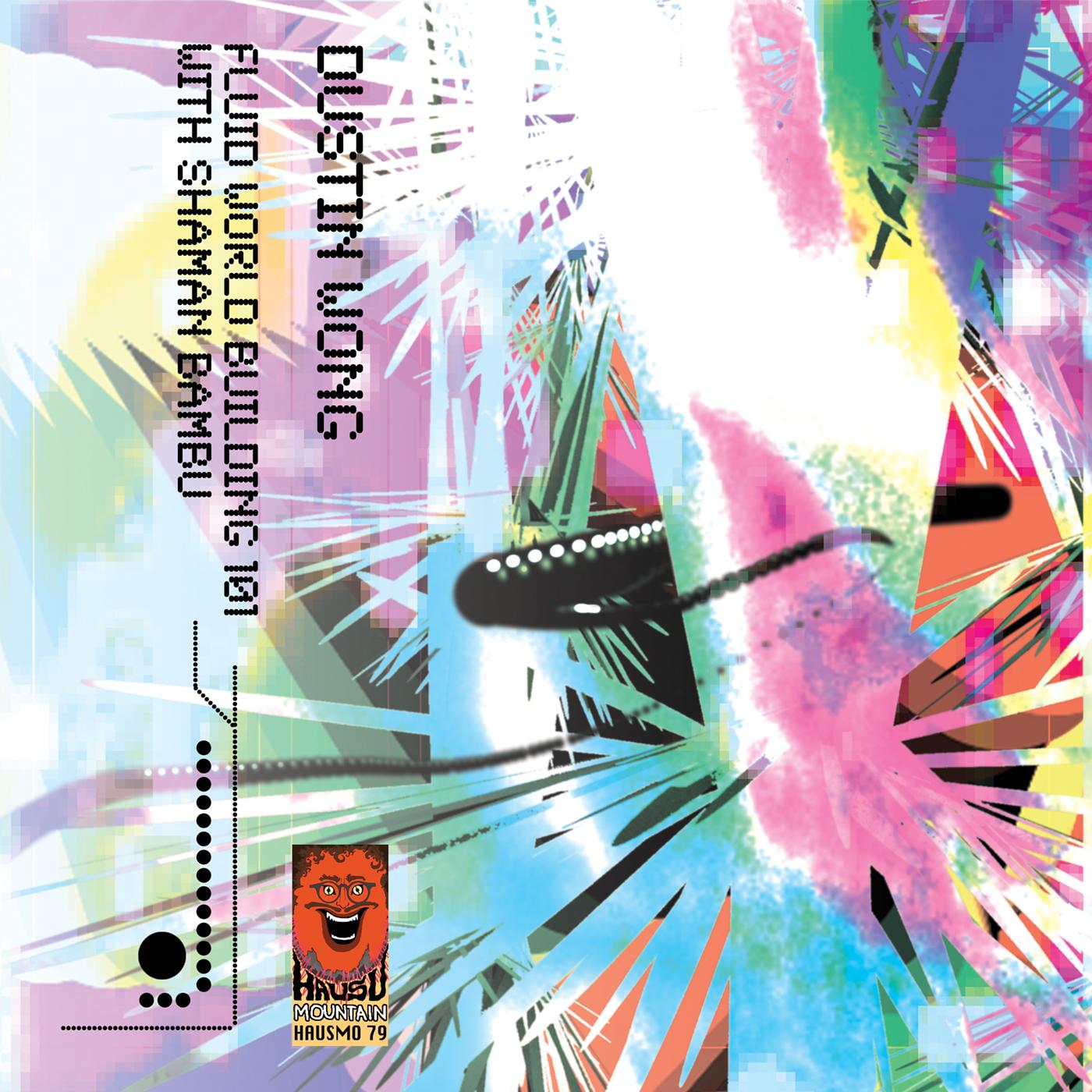 HAUSMO79 - Dustin Wong - Front
